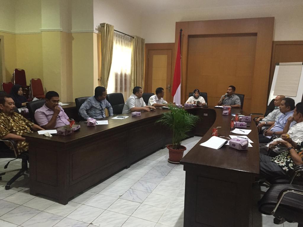 Komisi I DPRD Kabupaten Wajo mengunjungi Kantor DPRD Kota Makassar, Ini Yang  Dibahas