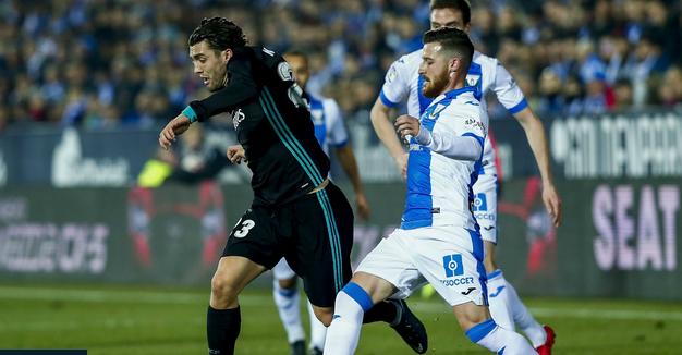 بعد فوز غير متوقع ريال مدريد يتأهل لنصف النهائي كأس ملك اسبانيا