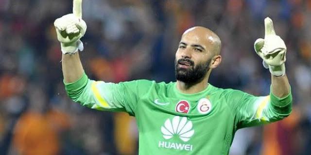Sinan Bolat'dan Galatasaray cevabı..