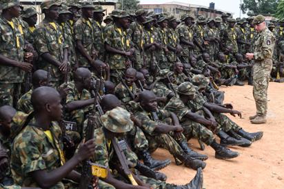 Nigerians Asking Buhari to Bring Back Nigerian Army