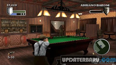 Game The GodFather Mob Wars ISO HighCompress For PPSSPP Android