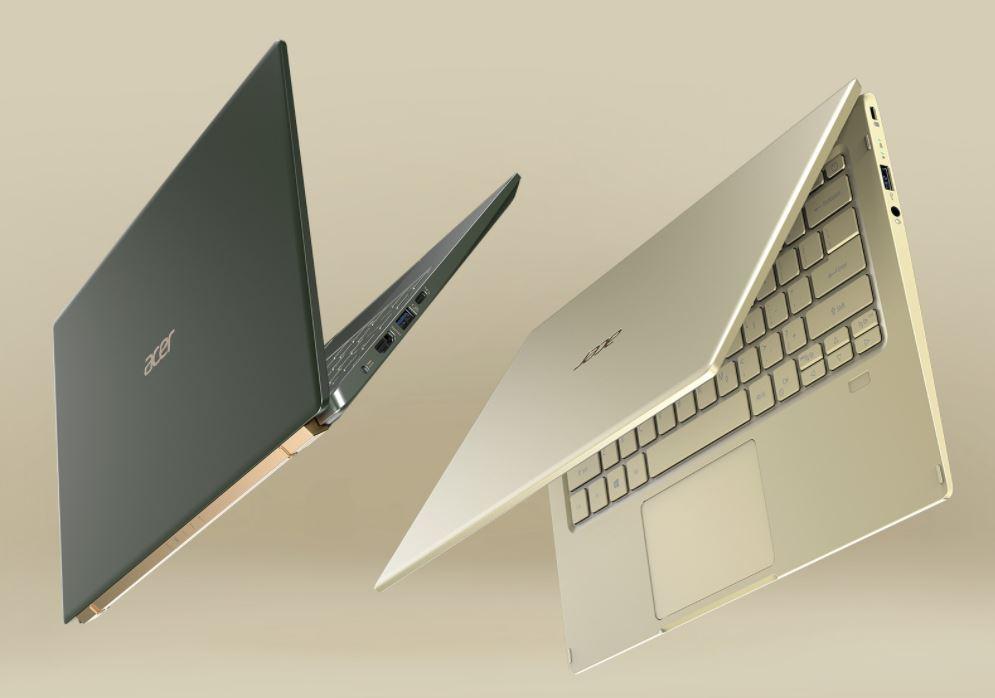Harga dan Spesifikasi Acer Swift 5 SF514-55TA 55AL Berlapis Antibakteri Bertenaga Core i5-1135G7