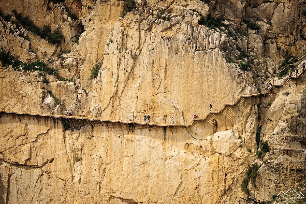 Vencendo as vertigens no caminito del rey viagens solta for Camino sul ponte rialzato