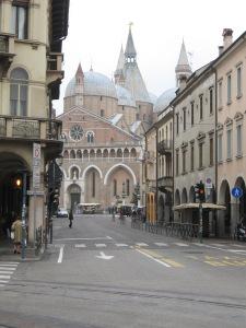 Padova's Basilica of Sant'Antonio