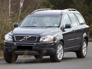 Volvo XC90 autobild