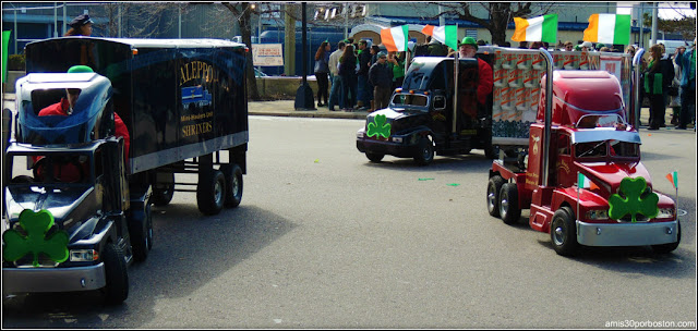 Saint Patrick´s Day en Boston