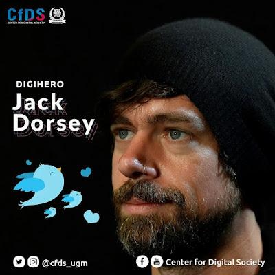 Biografi singkat Jack Dorsey yang menginspirasi