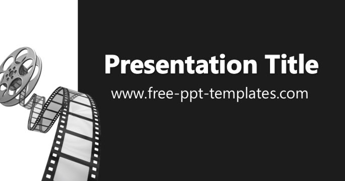 movie ppt template