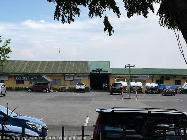 CCP Bay Terminal