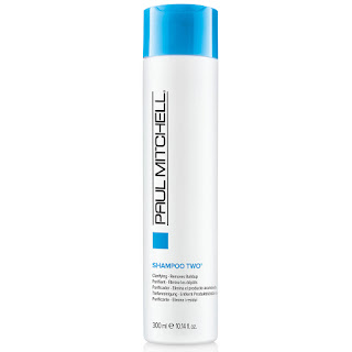 paul mitchell shampoo two for oily hair