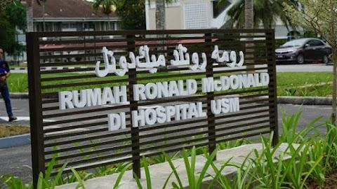 Rumah Ronald McDonald Di HUSM Kelantan Memberi Sinar Harapan Yang Baru Buat Keluarga Pesakit Pediatrik