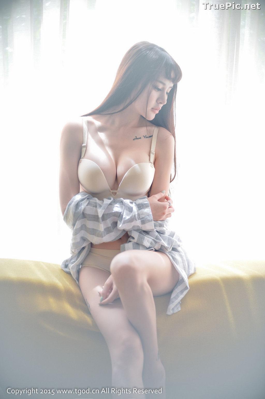 Image TGOD 2015-11-10 - Chinese Sexy Model - Cheryl (青树) - TruePic.net - Picture-4