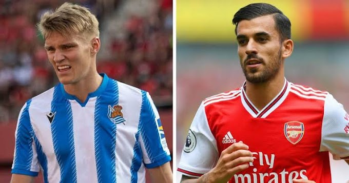 Real Madrid to allow Odegaard and Ceballos stay on loan for another season
