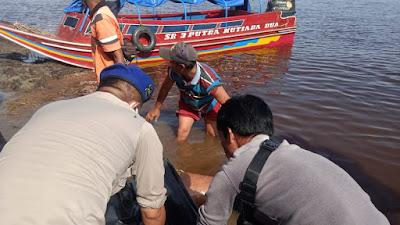 Mancing Ikan Berujung Duka, Seorang Warga Desa Labuhan Bilik Hanyut di Aliran Sungai Kampar
