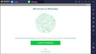 Nuovo WhatsApp