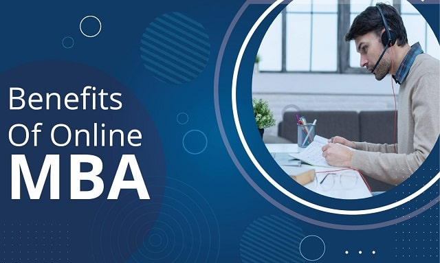 benefits of doing online mba degree course remote master business administration