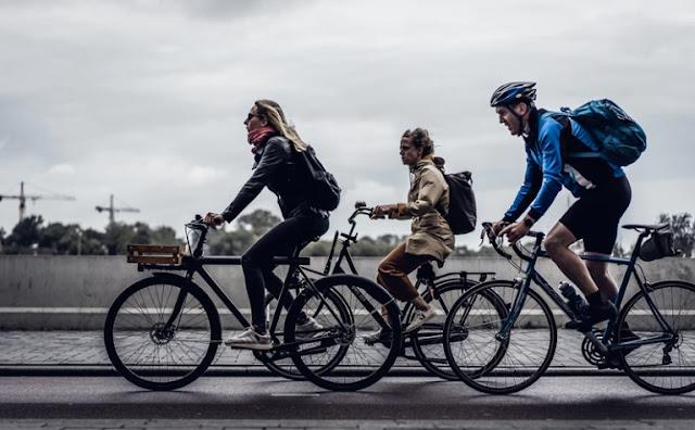 Sepeda di saat pandemi