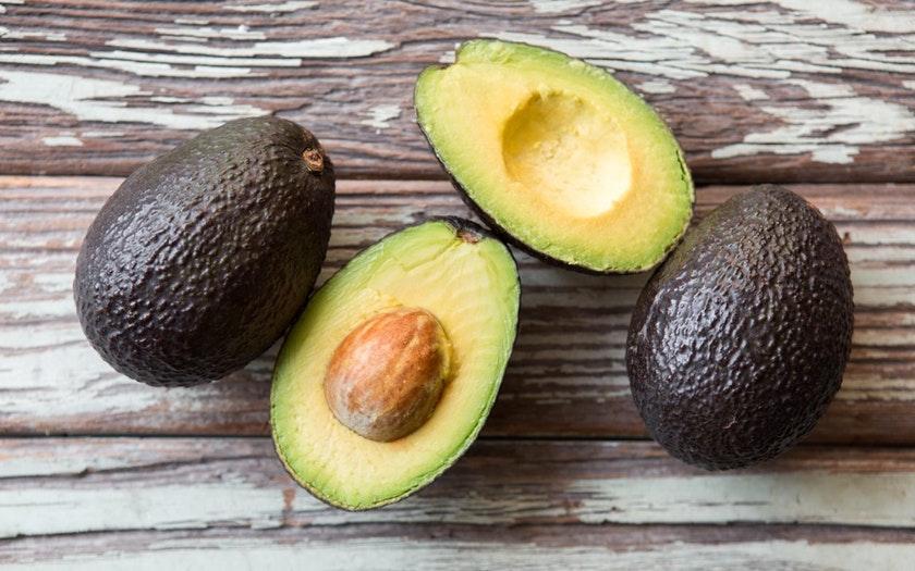 Hass avocado nutrition