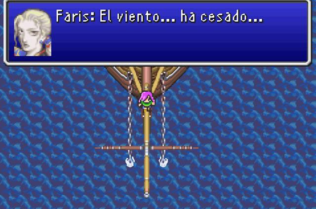 Final Fantasy V Advance - Español - Captura 3
