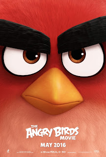 The Angry Birds 2016 Trailer