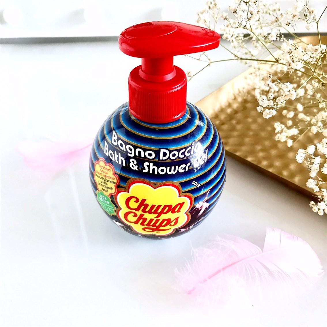 Lip Smacker Chupa-Chups żel do kąpieli i pod prysznic Cola