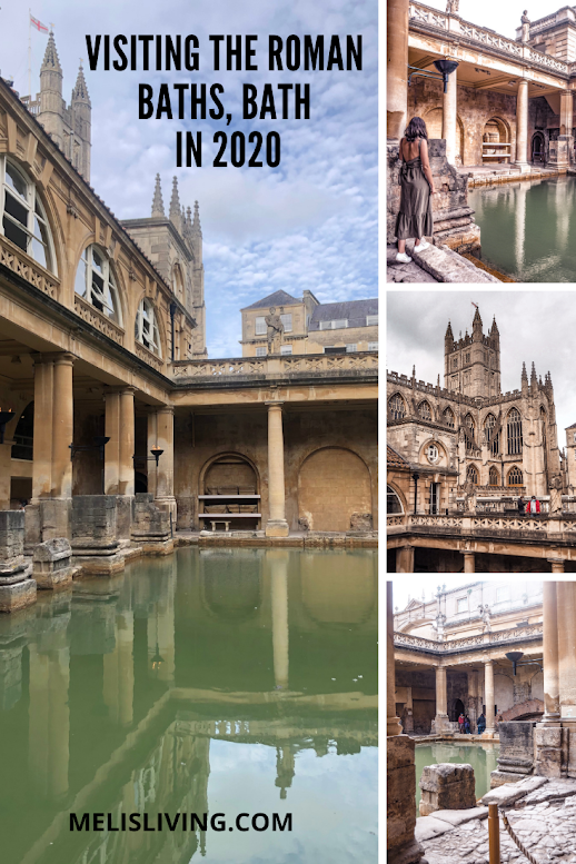 A visit to Roman baths, Bath