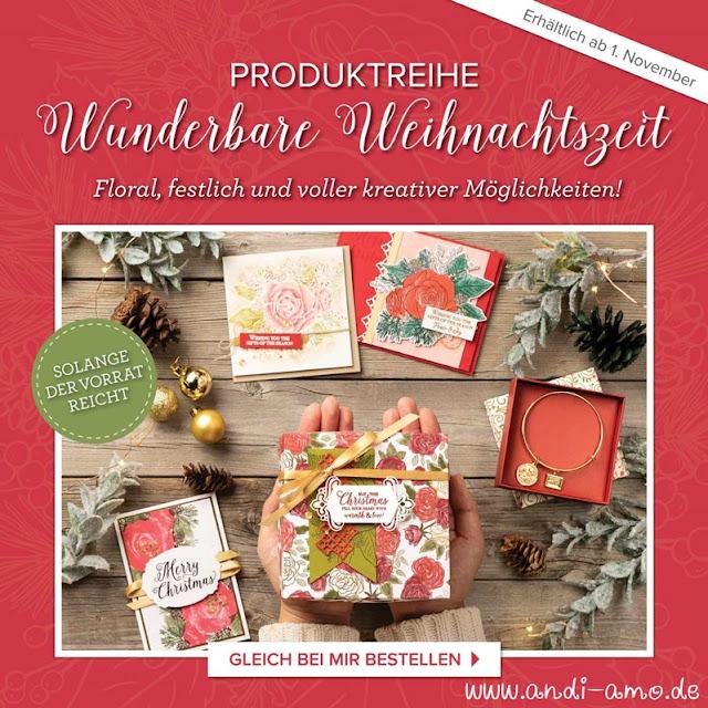Produktreihe Wunderbare Weihnachtszeit
