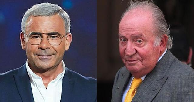 Jorge Javier Vázquez incendia las redes con su crítica al rey emérito