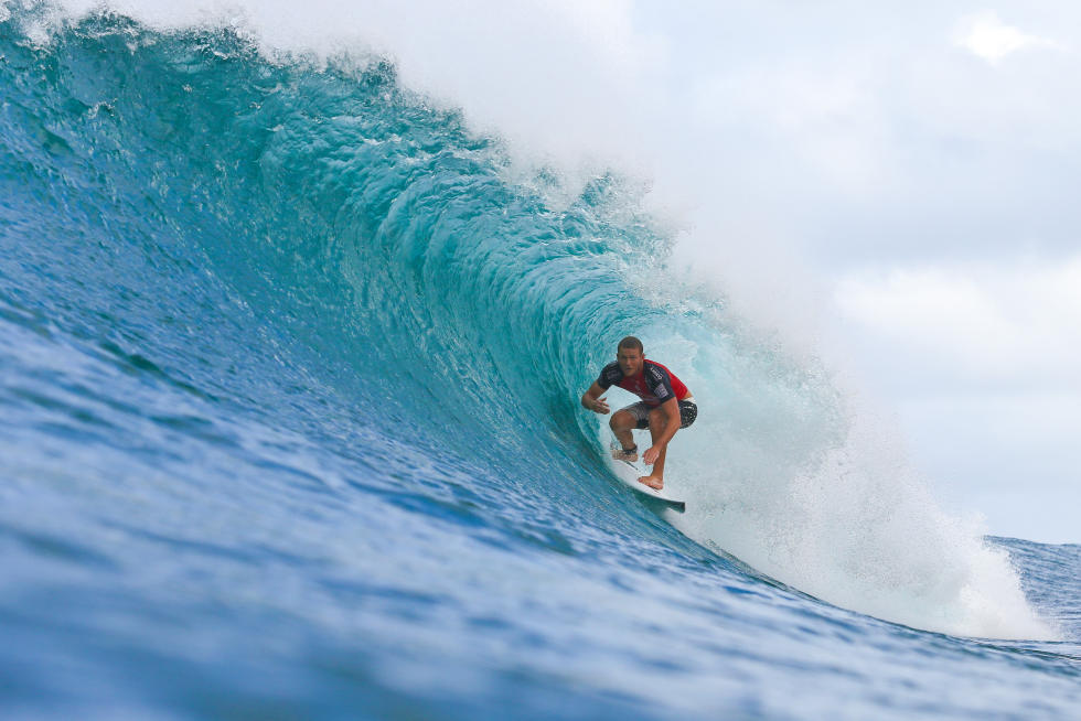 4 Dusty Payne HAW Billabong Pipe Masters Fotos WSL Kelly Cestari