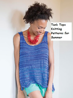 Knit a Tank Top Knitting Pattern