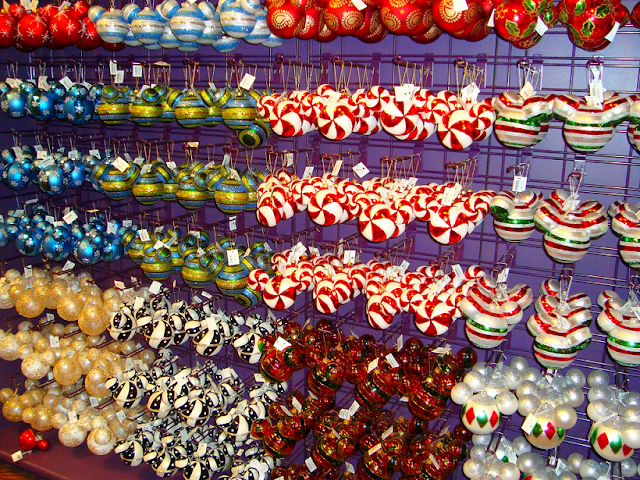 Loja Days of Christmas na Disney Springs em Orlando