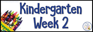 Visit Kindergarten Week One, Themes, Lessons, and Resources #FernSmithsClassroomIdeas