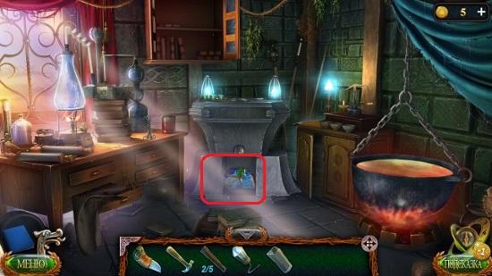фрагменты витража в ящике в игре затерянные земли 4 скиталец