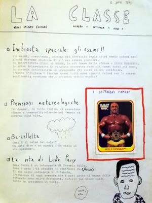 Il primo numero di ''La Classe'' in versione completa