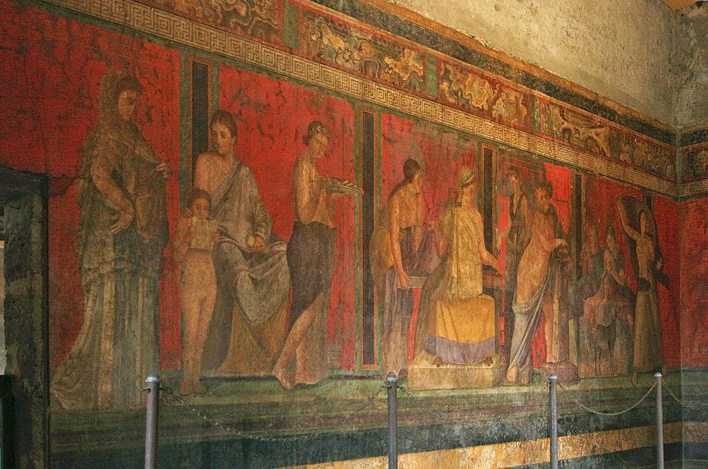 gli albori della tecnica e il mistero romano
