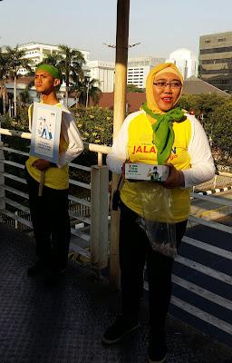 kampanye positif bertajuk Jalan Hijau