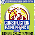 Construction Painting NC II | Libreng Skills Training