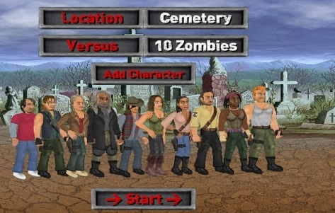 Extra Lives (Zombie Survival Sim) APK + Hack MOD Android