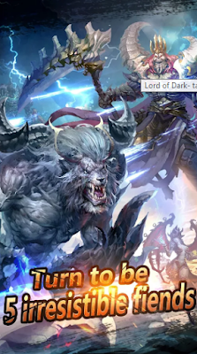 Download Lord of Dark Mod APK + Data