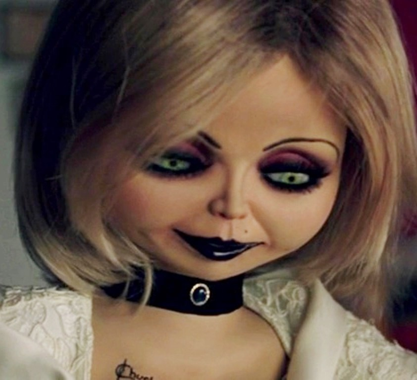 Tiffany Seed Of Chucky Makeup Look Child S Play