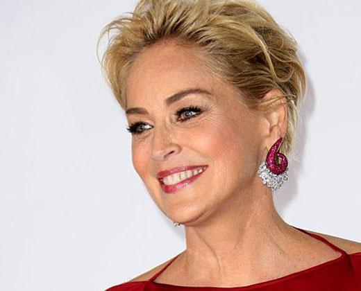 Sharon Stone pide a Obama que ayude a liberar a Leopoldo