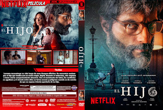 EL HIJO – THE SON – 2019 [COVER – DVD]