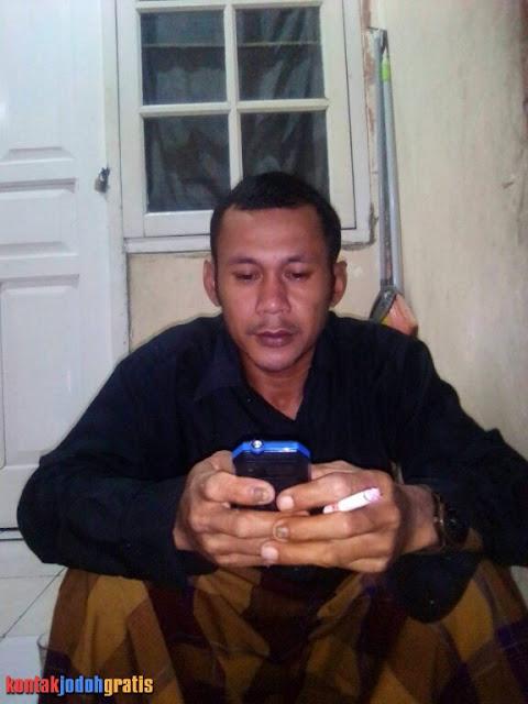 Muhammad Amin Wiraswasta Cari Jodoh Tangerang