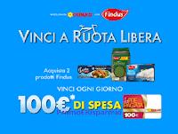 """Concorso Findus """"Vinci a ruota libera"""" : 61 Card Conad da 100 euro e 10 Biciclette elettriche Bottecchia"""