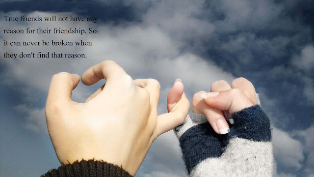 friendship day quote and image