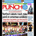 NIGERIA NEWSPAPERS: TODAY'S THE PUNCH NEWSPAPER HEADLINES [11 FEBRUARY , 2018].
