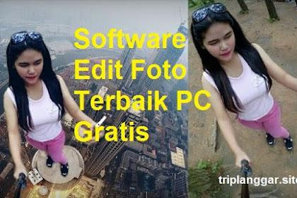 [LENGKAP] Software Edit Foto Terbaik PC Gratis