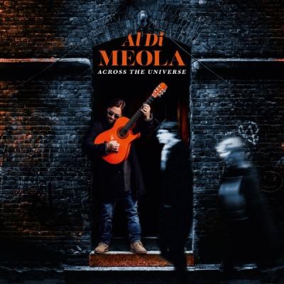 Al Di Meola - Across the Universe (2020) - Album Download, Itunes Cover, Official Cover, Album CD Cover Art, Tracklist, 320KBPS, Zip album