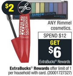 MONEY MAKER Rimmel Mascara CVS Deal 4-19-4-25