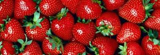 Erdbeeren bei Gicht